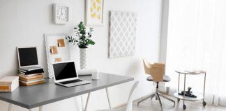 Home Office – jak urządzić biuro w domu?